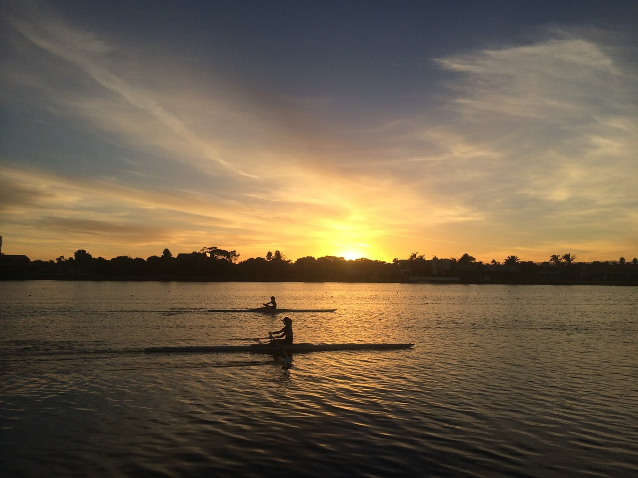 Los Angeles Rowing Tour