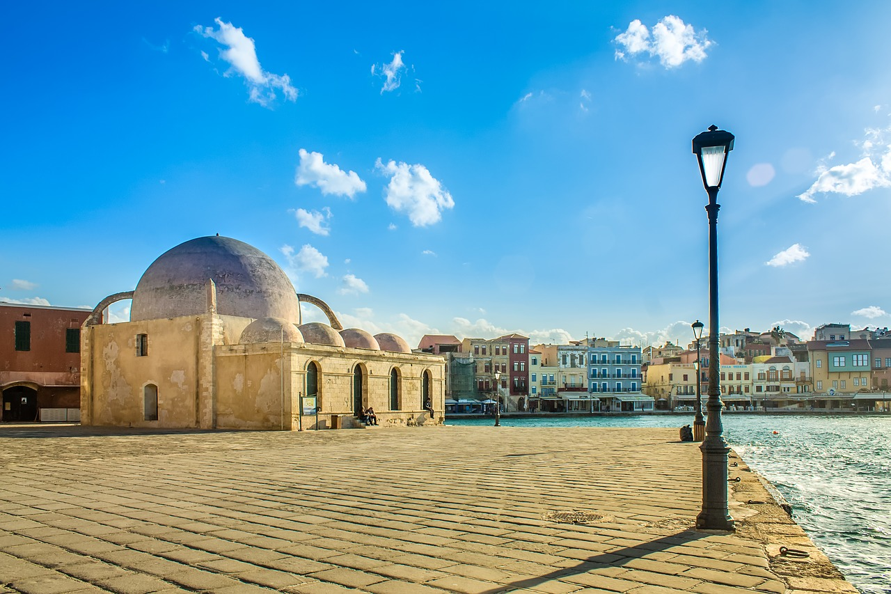 Chania Rowing Tour