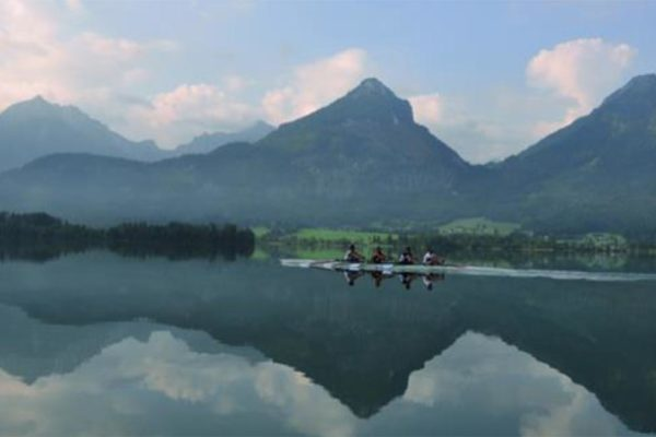 iRow Tours Saint Gilgen Rowing Tour